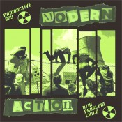 MAR002 Modern Action - Radioactive Boy 7""