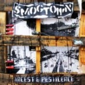 SMOGTOWN - incest and pestilence LP/CD