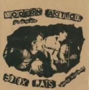 MAR011 Modern Action / Botox Rats split 7""