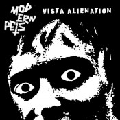 "MAR014 Modern Pets - Vista Alienation 7""ep"