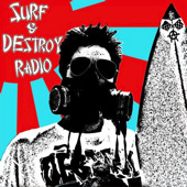 surf & destroy radio