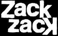 Zack Zack Logo Black