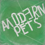 Modern Pets - S/T LP