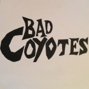 "MAR025 Bad Coyotes - s/t 7"" click for pressing details"